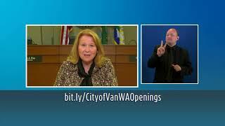 COVID-19 Update with Mayor Anne McEnerny-Ogle: July 22, 2021