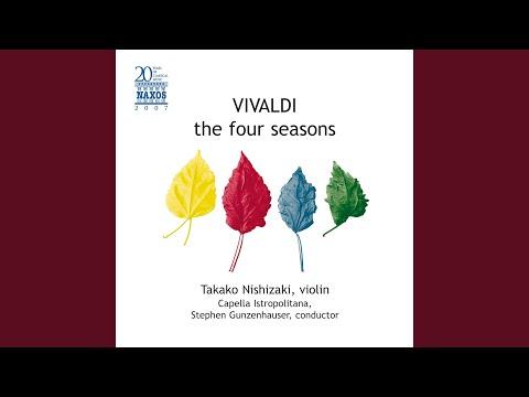 The Four Seasons, Violin Concerto in F Major, Op. 8 No. 3, RV 293