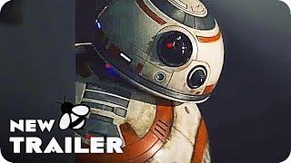 Star Wars The Last Jedi International Trailer 2 (2017)