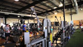 Michael Johnson Performance Center HD