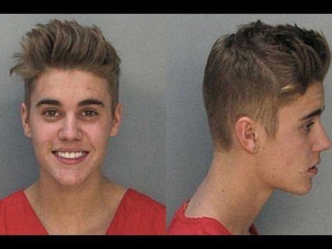 Justin Bieber Arrested For smoking Weed, DUI & Drag Racing