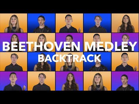 Beethoven Medley (A Cappella) - Backtrack