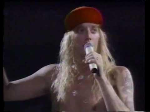Warrant - Live In Lafayette, LA 91 - Cherry Pie tour  full
