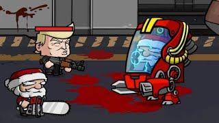 Зомбі вік 3 розблоковано Санта-проходження Андроїд ігри