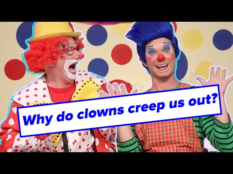 Clowns Answer Your Questions About Clowns