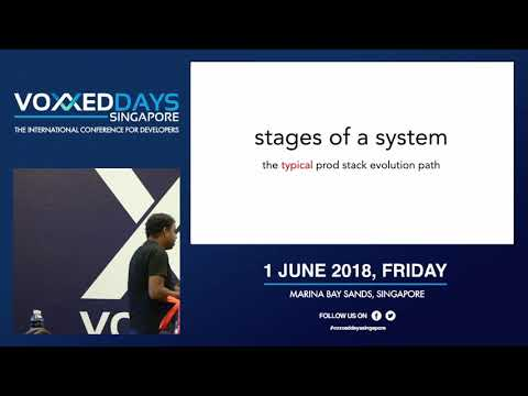 What we learned at Scaling from Startup to Unicorn - Voxxed Days Singapore 2018