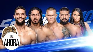 SmackDown LIVE antes de Money in the Bank: WWE Ahora, Mayo 14, 2019