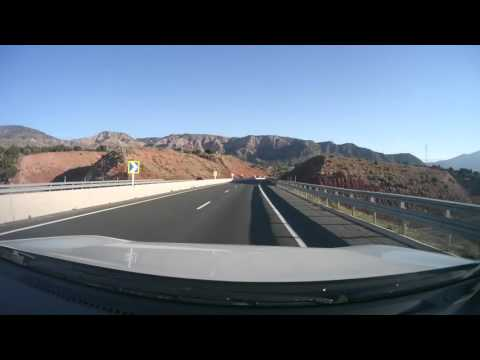 Traveling by car from Agadir (Morocco) to Venice (Italy) - chapter 01