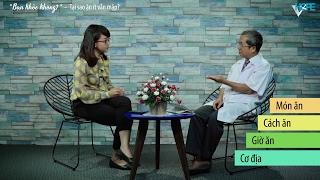 VHOPE | Chủ đề: Tại sao ăn ít vẫn mập? | Hope Talk