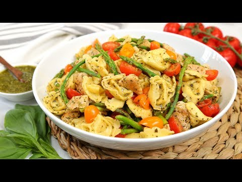 3 Light & Fresh Pasta Recipes | Quick + Easy + Healthy
