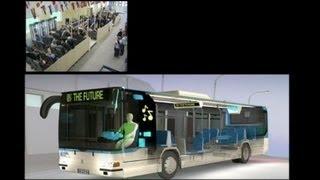euronews futuris - Европейские автобусы меняют имидж