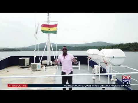 Joy Prime Explore: Kojo Yankson takes a tour to Dodi Island - JoyNews Interactive (17-9-21)
