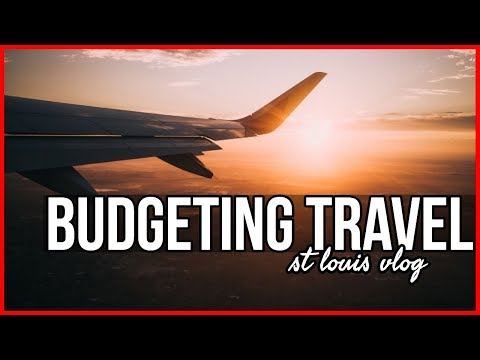 St. Louis Travel Vlog // How We Travel On A Budget