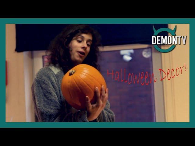 Halloween Decor Ideas!