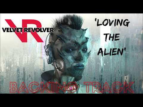 Velvet Revolver - 'Loving The Alien' - Backing Track mp3