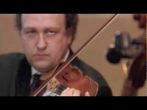 Quatuor Ysaye - Debussy SQ Op.10 (3/4)