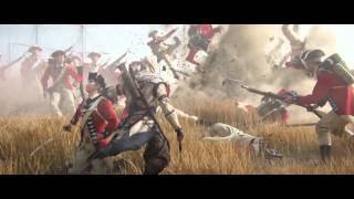 E3 2012 Assassins Creed 3《刺客教條 3》電影式預告片 - Ubisoft SEA