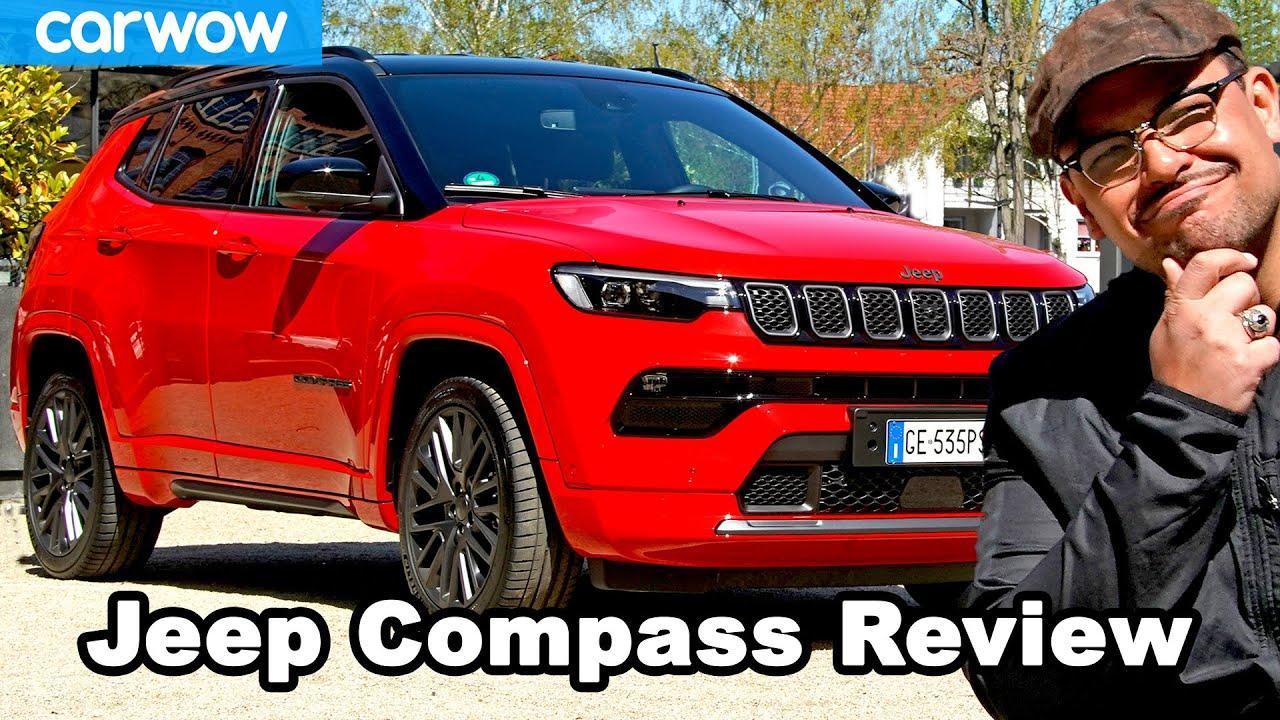 Jeep Compass'a ne yenilikler geldi?