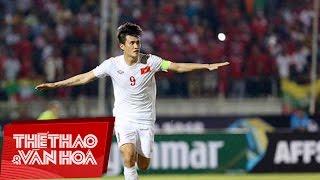 Lê Công Vinh và cột mốc 50 bàn thắng cho ĐT Việt Nam   AFF Suzuki Cup 2016