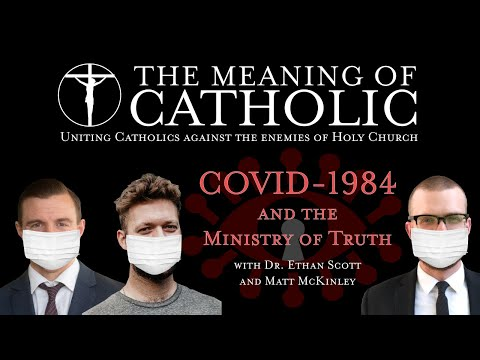 COVID-1984 and the Ministry of Truth 002