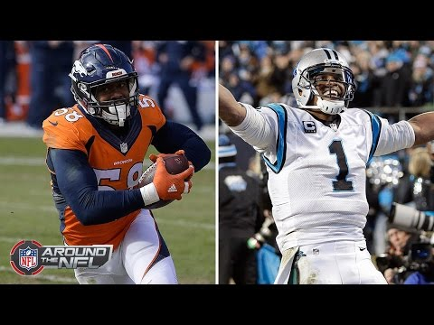 Can the Broncos Defense Contain Cam Newton?   Championship Sunday takeaways   Around the NFL