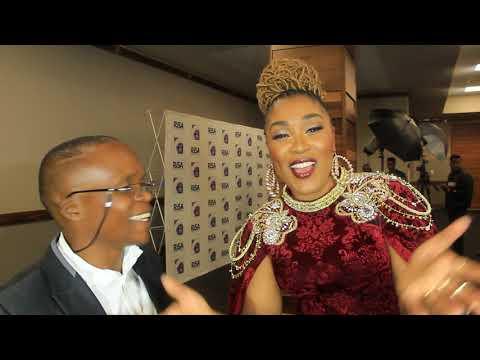SAMA 24 Main Event, Sun City: 02 June 2018 South African Music Awards Lady Zamar