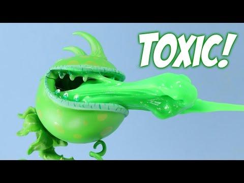 Plants Vs. Zombies Garden Warfare Toxic Chomper Accessory Pack #1 Diamond Select Toys