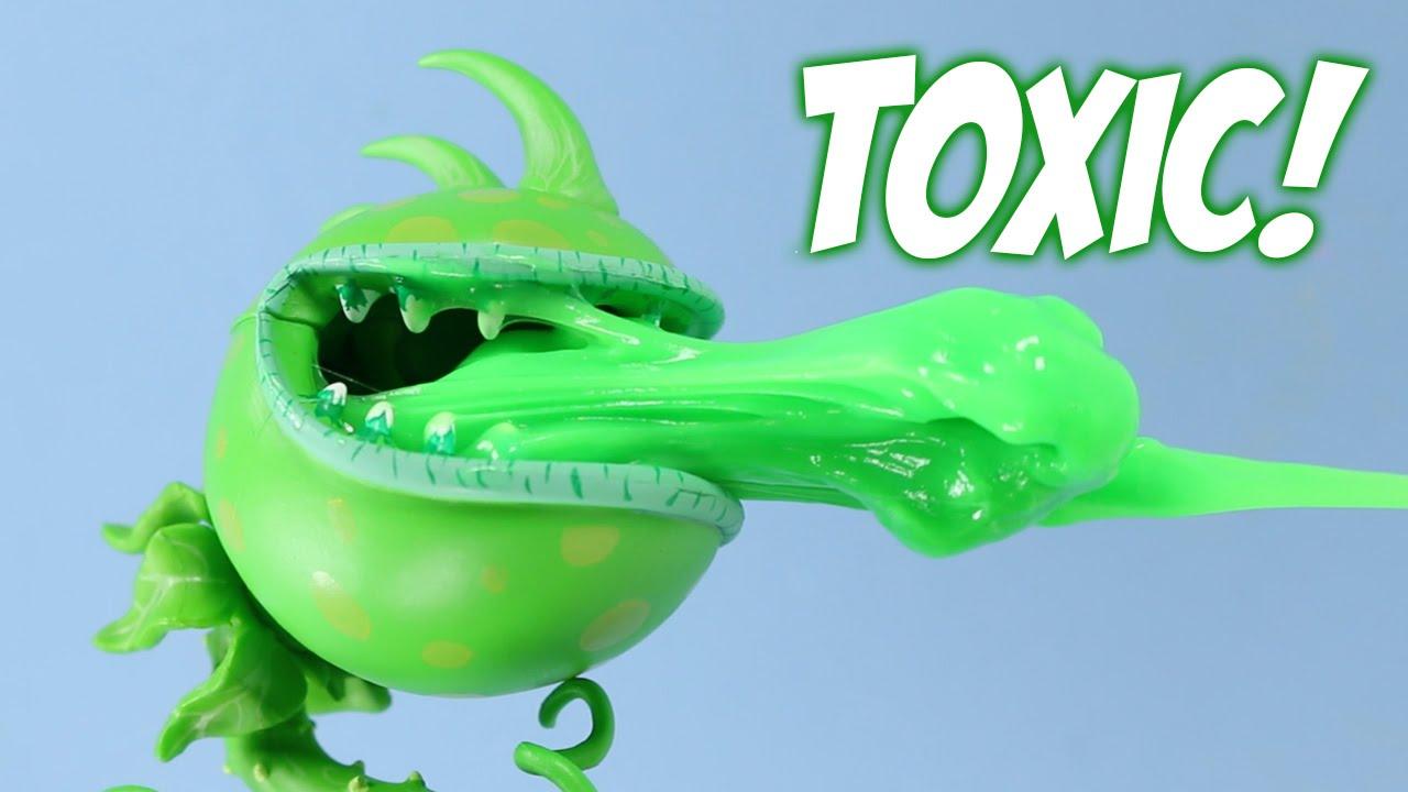 Plants vs. Zombies Garden Warfare Toxic Chomper Accessory ...