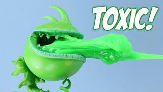 Plants vs. Zombies Garden Warfare Toxic Chomper Accessory Pack #1 Diamond Select Toys