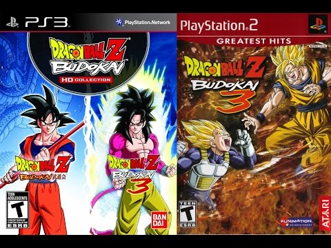 Why Budokai 3's music is replaced for Budokai HD Collection