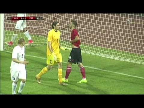 Na ndal Estonia 0-0! - Top Channel Albania - News - Lajme