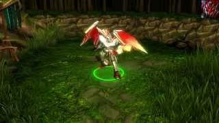 Heroes Of Newerth - Invader Dampeer