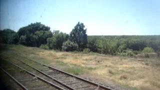Вендичани (прибуття). Дизель-поїзд ДР1А-261 №6333 Жмеринка – Могилів-Подільський. Частина 21