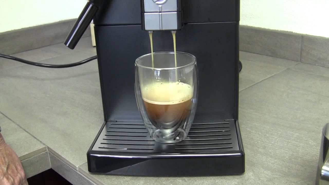 crew review saeco minuto automatic espresso machine. Black Bedroom Furniture Sets. Home Design Ideas