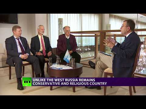 CrossTalk: Imagining Russia (EXTENDED VERSION)