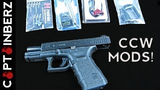 Gambar cover Glock Modification Series: Concealed Carry Mods!