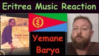 Eritrea Music Reaction: Yemane Barya - Kemey Aleki ከመይ ኣለኺ