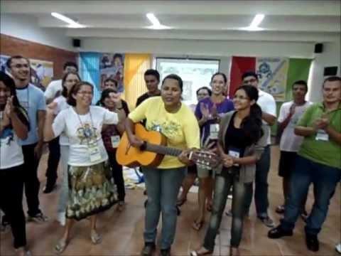 Jovens missionários comemoram os 150 mil acessos no blog da JM