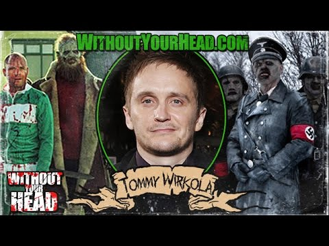 Tommy Wirkola director of Dead Snow and Dead Snow 2 interview