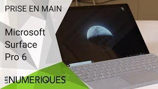 La Surface Pro revient dans une nouvelle version, la sixième, cette...