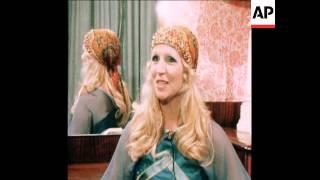 SYND 9 8 77 ARABIC SINGER SABAH IN CONCERT