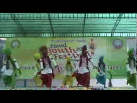 BHANGRA By PMN college Students @Youth Festival...