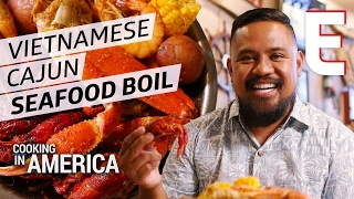 The Vietnamese-Cajun Crawfish Boil That Brings NOLA To Houston — Cooking in America