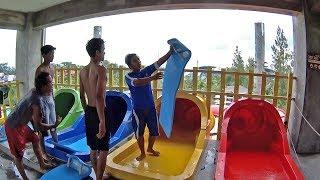 Memo Racer Water Slide at Jogja Bay Waterpark