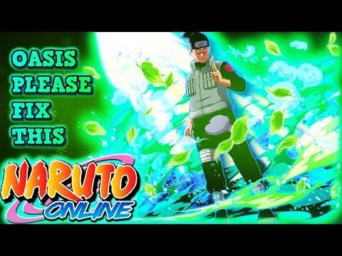 Naruto Online 4.0 Oasis PLEASE Fix This