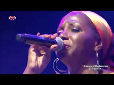 world-class artist Rachelle Jeanty — Alanya Jazz Festival 2016