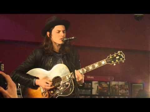 James Bay - Craving Live At HMV Manchester