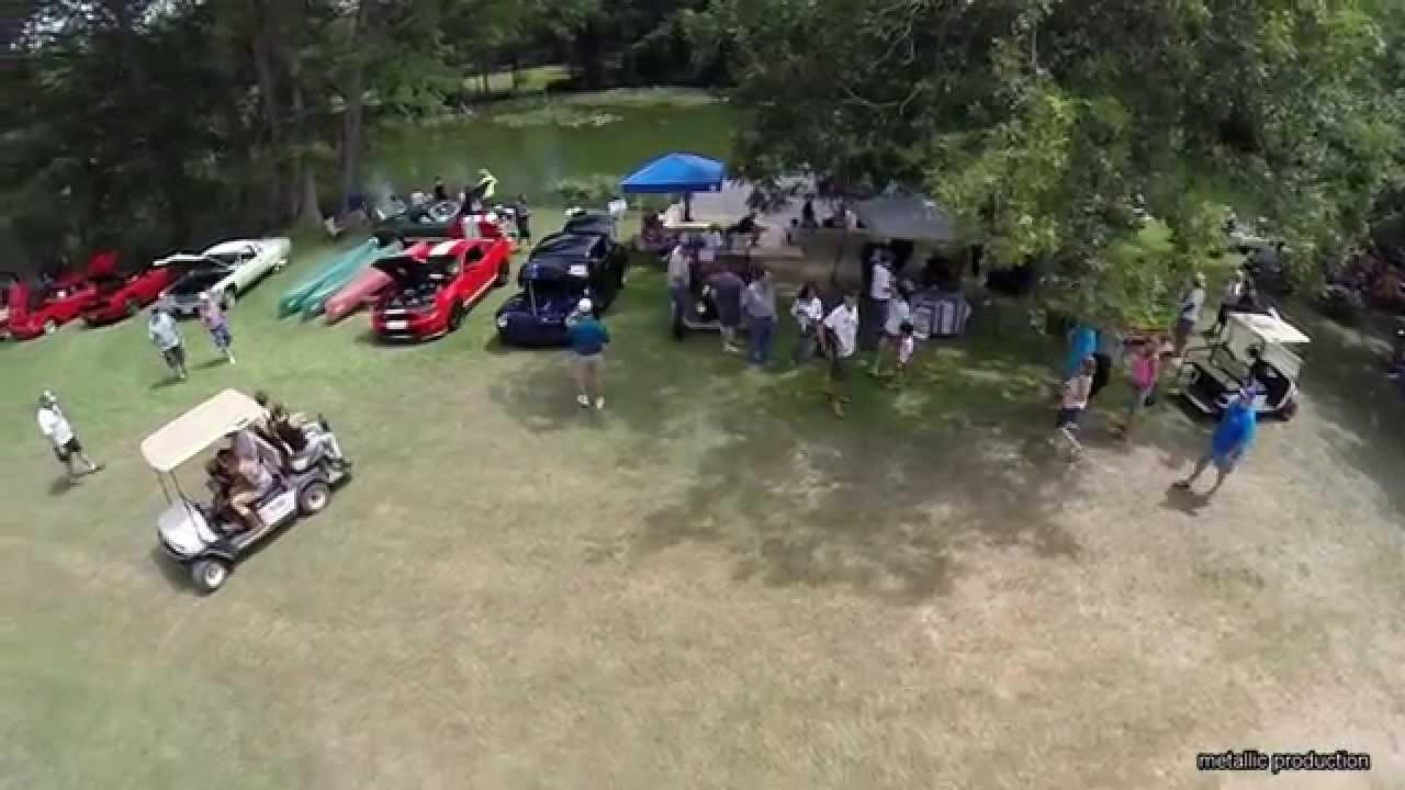 Dji phantom 2 the ken stoepel ford roddy tree ranch 2nd annual car show