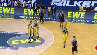 BBL 19-20 | EWE Baskets Oldenburg vs. Rasta Vechta - #6 Michael Kessens