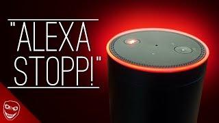 Amazon Alexa lacht gruselig und gehorcht nicht mehr! Kann sie denken?